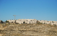 Illegal Westbank Settlements threatening a two-state solution