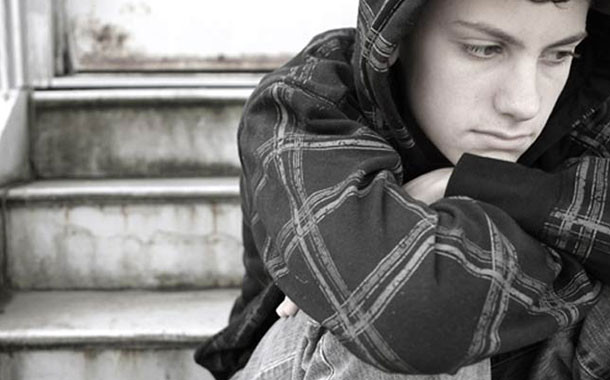 Youth services for homeless children experiencing major issues