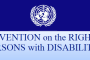 United Nations Convention on the Rights of Persons with Disabilities Motion