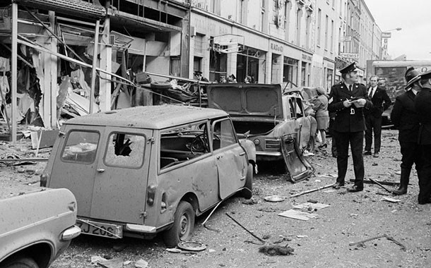 44 years waiting for the British to show 'solidarity' with the victims of the Dublin/Monaghan Bombings