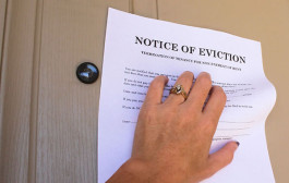Many people still facing eviction for precarious reasons